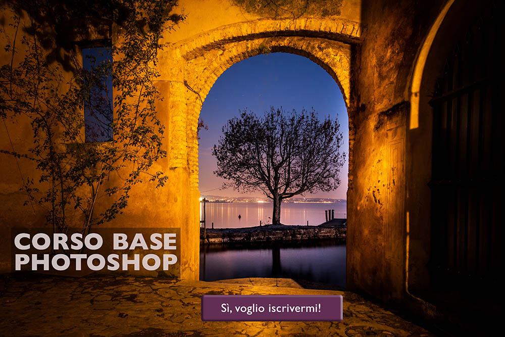 Corso Fotoritocco Photoshop a Verona