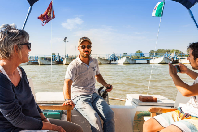 Escursione Fotografica in barca sul Delta del Po