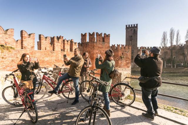 Tour Fotografico in Bici a Verona