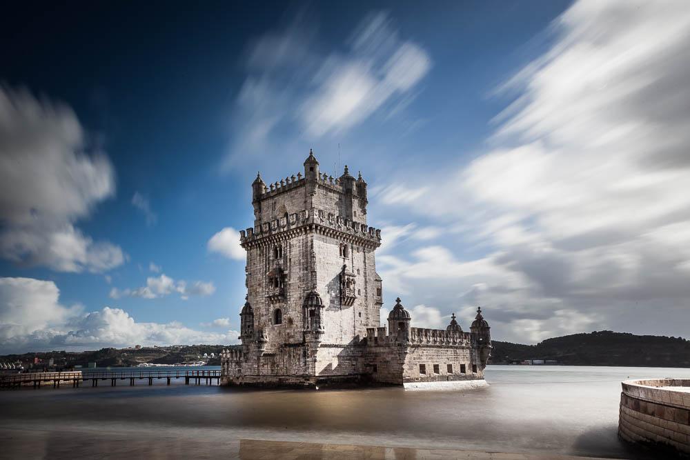 Workshop Fotografia Torre Belem Lisbona