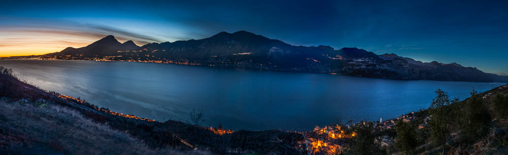 Panorama Lago Garda