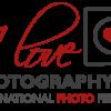 I Love Photography Festival Logo
