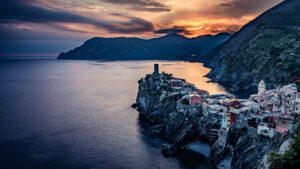 Workshop Fotografico 5 Terre Mare Vernazza